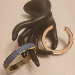 2 J. Crew Bracelets